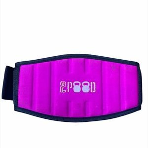 2POOD Pink Weightlifting Training CrossFir Belt